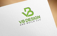 VB Design and Build LLC Logo - Entry #116
