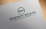 Property Wealth Management Logo - Entry #222