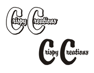 Crispy Creations logo - Entry #7