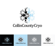C3 or c3 along with Collin County Cryo underneath  Logo - Entry #94