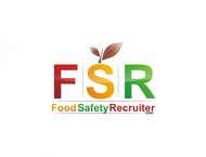 FoodSafetyRecruiter.com Logo - Entry #4