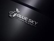 Blue Sky Life Plans Logo - Entry #120
