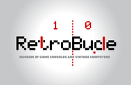 Logo for Museum of Game Consoles and Vintage Computers - Entry #9