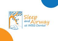 Sleep and Airway at WSG Dental Logo - Entry #56