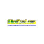 iHireFood.com Logo - Entry #31