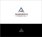 Albidress Financial Logo - Entry #72