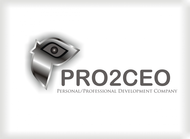 PRO2CEO Personal/Professional Development Company  Logo - Entry #31