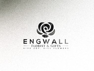 Engwall Florist & Gifts Logo - Entry #51