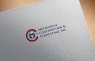 Mechanical Construction & Consulting, Inc. Logo - Entry #247