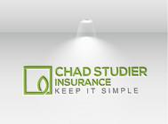 Chad Studier Insurance Logo - Entry #142