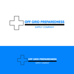 Off Grid Preparedness Supply Company Logo - Entry #53