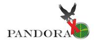 Pandora X Logo - Entry #33