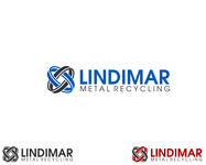Lindimar Metal Recycling Logo - Entry #234