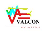 Valcon Aviation Logo Contest - Entry #34