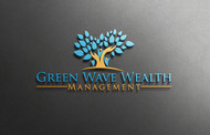Green Wave Wealth Management Logo - Entry #368