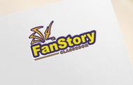 FanStory Classroom Logo - Entry #129