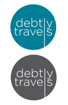 Debtly Travels  Logo - Entry #65