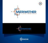 Meriwether Land Services Logo - Entry #60