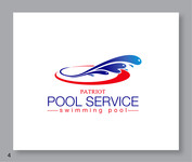 Patriot Pool Service Logo - Entry #201