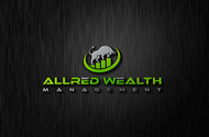 ALLRED WEALTH MANAGEMENT Logo - Entry #849