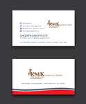 KMK Financial Group Logo - Entry #77