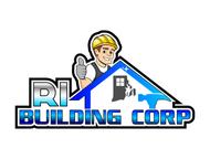 RI Building Corp Logo - Entry #355