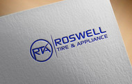 Roswell Tire & Appliance Logo - Entry #118