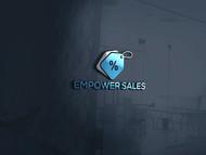Empower Sales Logo - Entry #143