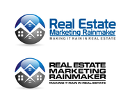 Real Estate Marketing Rainmaker Logo - Entry #37