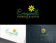 Engwall Florist & Gifts Logo - Entry #179