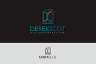 Derek Scot, Design Contractor Logo - Entry #30