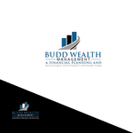 Budd Wealth Management Logo - Entry #349