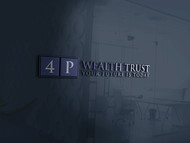 4P Wealth Trust Logo - Entry #272