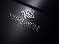 White Wolf Consulting (optional LLC) Logo - Entry #466