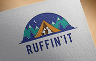 Ruffin'It Logo - Entry #19