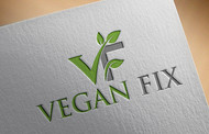 Vegan Fix Logo - Entry #20