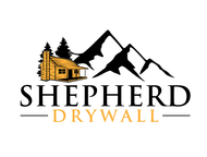 Shepherd Drywall Logo - Entry #302
