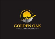 Golden Oak Wealth Management Logo - Entry #19