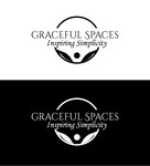 Graceful Spaces Logo - Entry #20