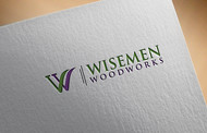 Wisemen Woodworks Logo - Entry #147
