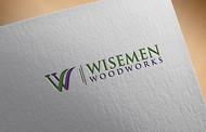 Wisemen Woodworks Logo - Entry #147