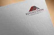Revolution Roofing Logo - Entry #579