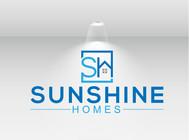Sunshine Homes Logo - Entry #172