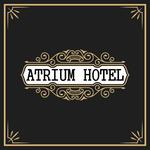 Atrium Hotel Logo - Entry #74