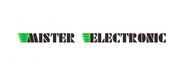 Mister Electronic Logo - Entry #12