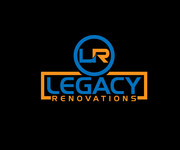 LEGACY RENOVATIONS Logo - Entry #147