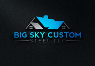 Big Sky Custom Steel LLC Logo - Entry #108