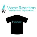 Vape Reaction Logo - Entry #49
