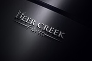 Deer Creek Farm Logo - Entry #112