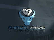 American Diamond Cattle Ranchers Logo - Entry #125